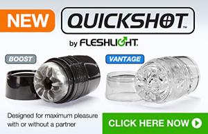 Fleshlight Quickshot reviews