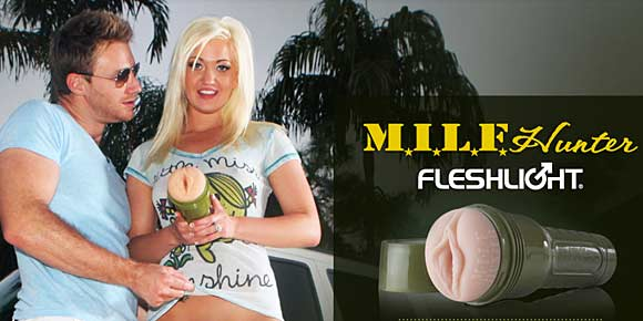 MILF Hunter Fleshlight Special Edition