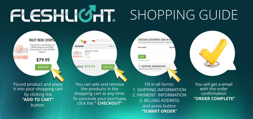 fleshlight shopping guide voucher coupon offer