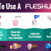 how to use a fleshlight