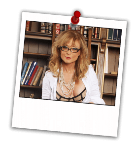 nina hartley portrait