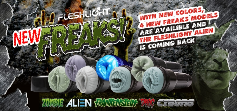 fleshlight freaks predator reaper