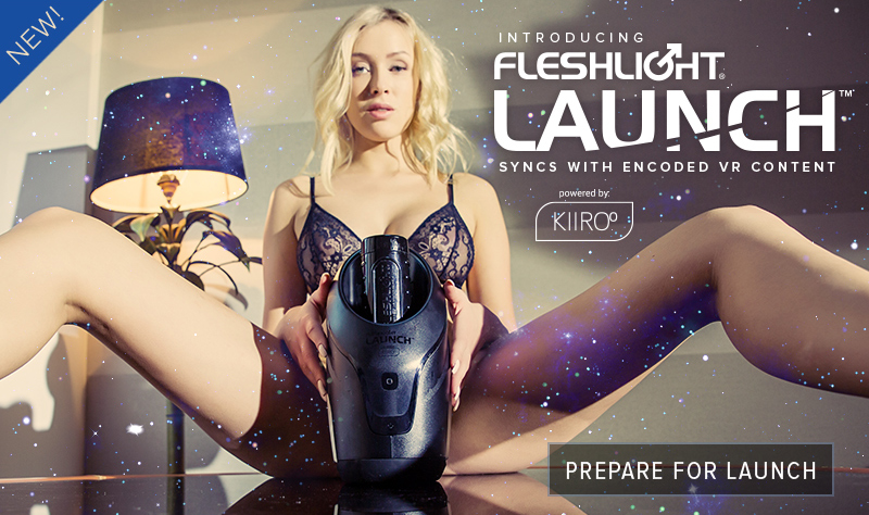 Fleshlight Launch introducing