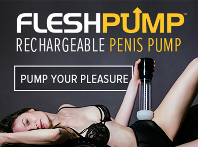 FleshPump - The rechargeable penis pump